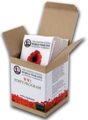 WW1 Poppy Program Kit