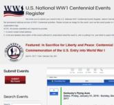 National Event Register