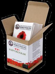WWI Poppy Kit