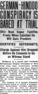 SF Chronicle 1917