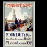 Liberty Bond Poster