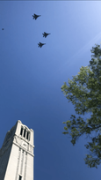 NC State flyover