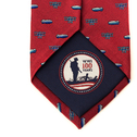 Commemorative tie - back