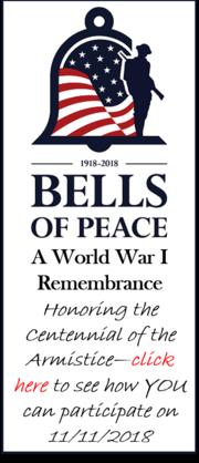 Bells of Peace sidebar ad