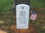 nurse grave