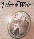 I Hate to Write