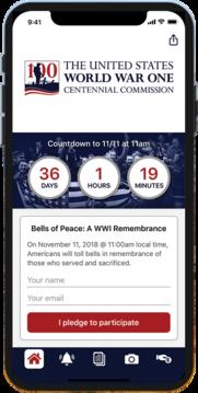 Bells of Peace App