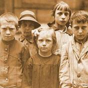 Belgian Refugee Children