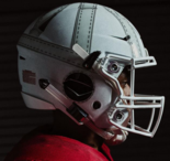 U Nebraska helmet