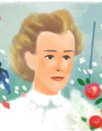 Edith Cavell doodle snip