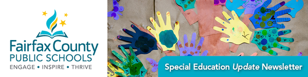 Special Education Update Newsletter banner