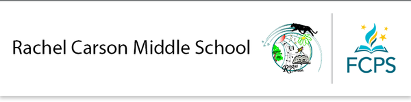 Carson Middle School banner