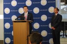 Hanford Press Conference