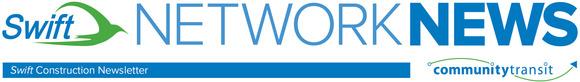 Swift Network News Masthead