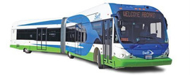 Swift Bus - Welcome Aboard