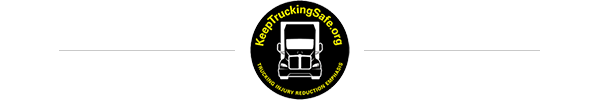 Keep Trucking Safe Logo