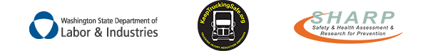 Keep Trucking Safe Footer Logo