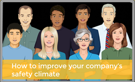 How to improve your company's safety climate.