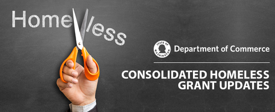 Consolidated Homeless Grant Update