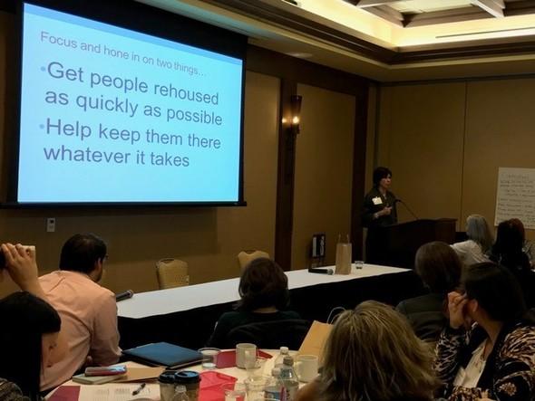 Annual Homeless Service Provider Grantee Forum a Success