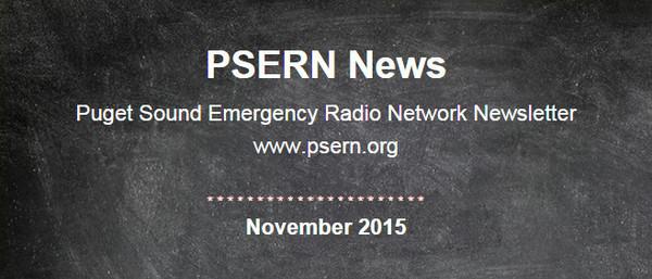 Psern Newsletter November