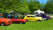 Picnic in the Park Car Show