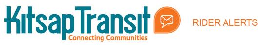Kitsap Transit Rider Alerts