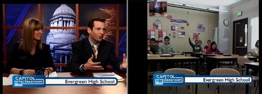 Sen. Billig on TVW's Capitol Classroom