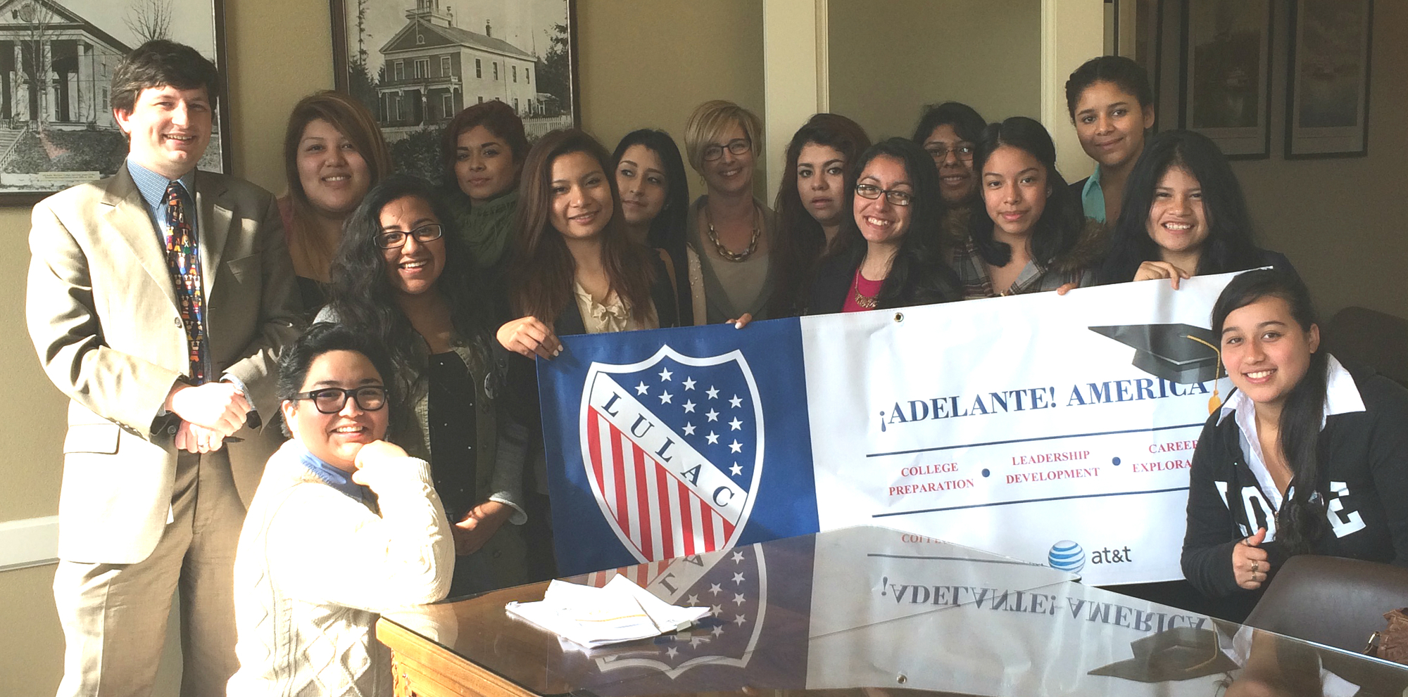 LULAC Students1