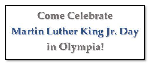 MLK day announcement