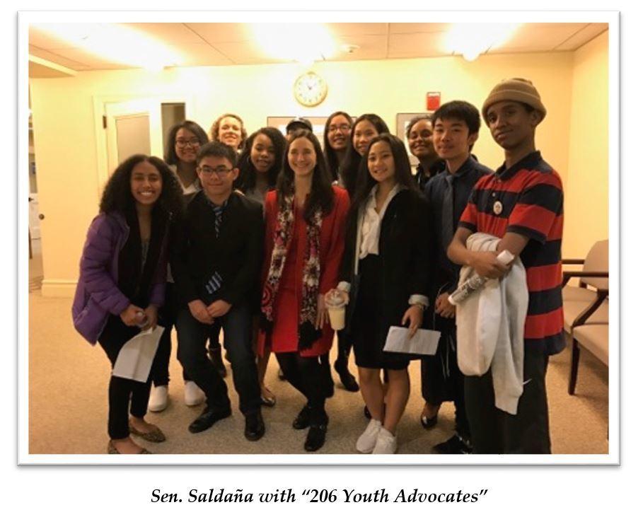 206 Youth Advocates w/frame