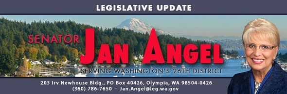 Sen Jan Angel E-Newsletter