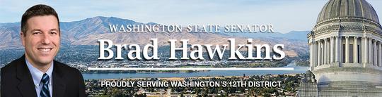 Senator Hawkins e-news banner