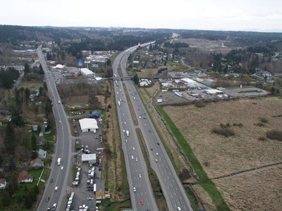 I-5 Pierce County