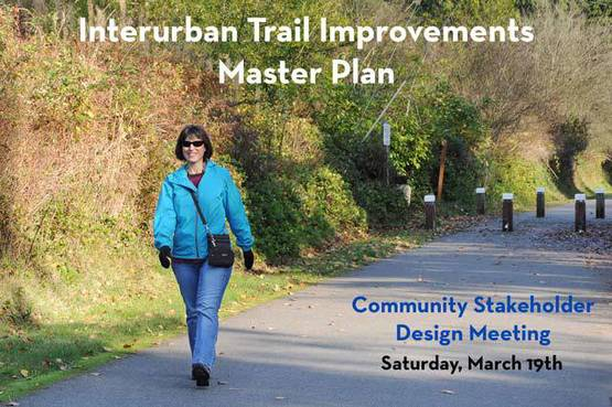 Interurban Trail Invitation