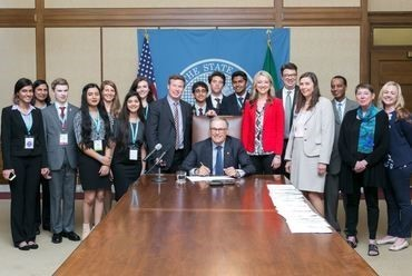 Advanced Placement Bill Signed
