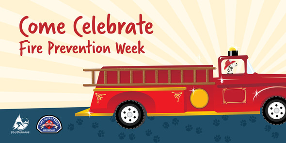 Fire Prevention Week artwork