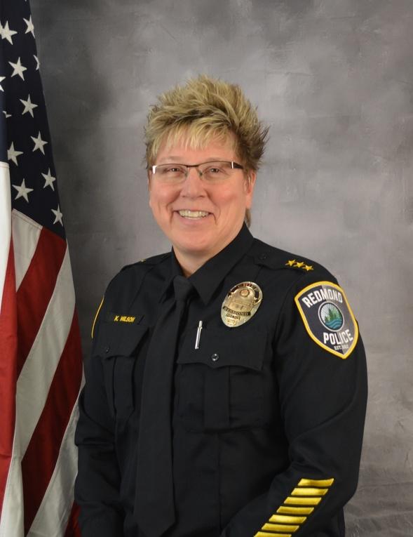 Chief Kristi Wilson 2018