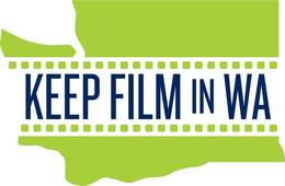Keep Film in WA graphic