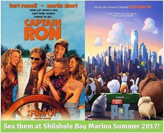 2017 Movies at the Marina