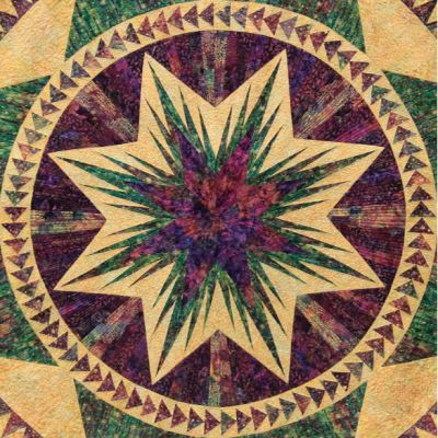 Quilter's Anonymous Quilt Show