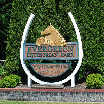 Horse Shows at Evergreen Equestrian Center