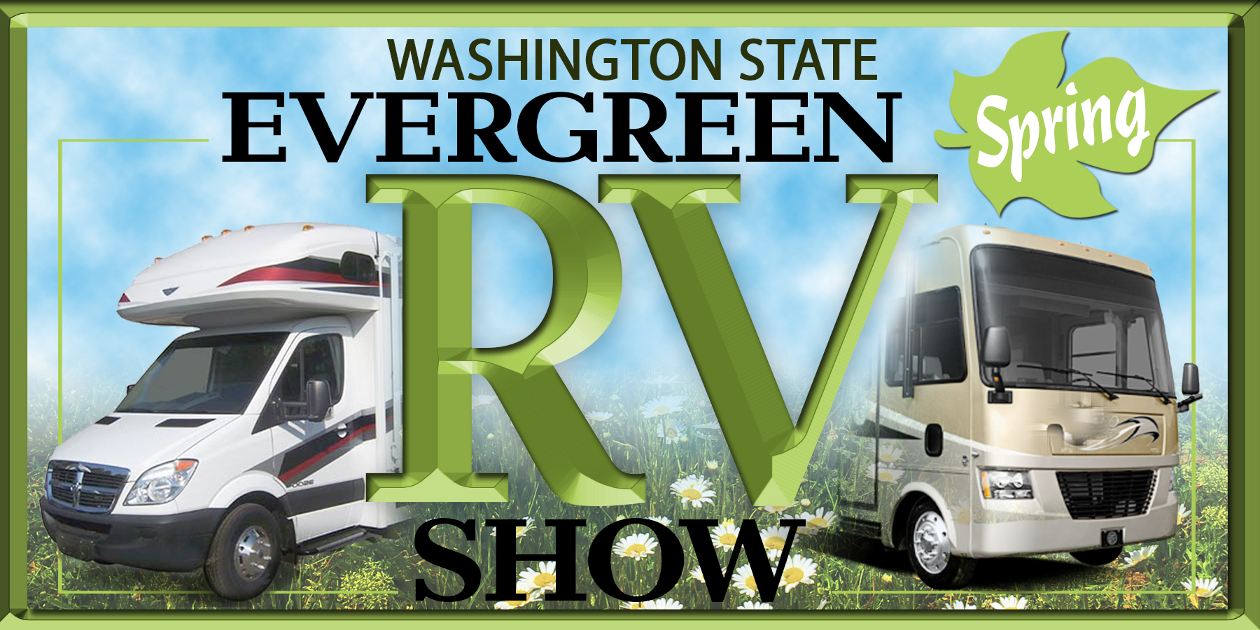 2017 Evergreen Spring RV Show