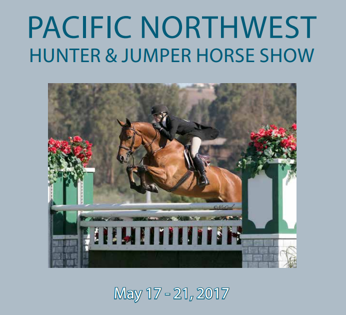 2017 Pacific Northwest Hunter & Jumper Horse Show