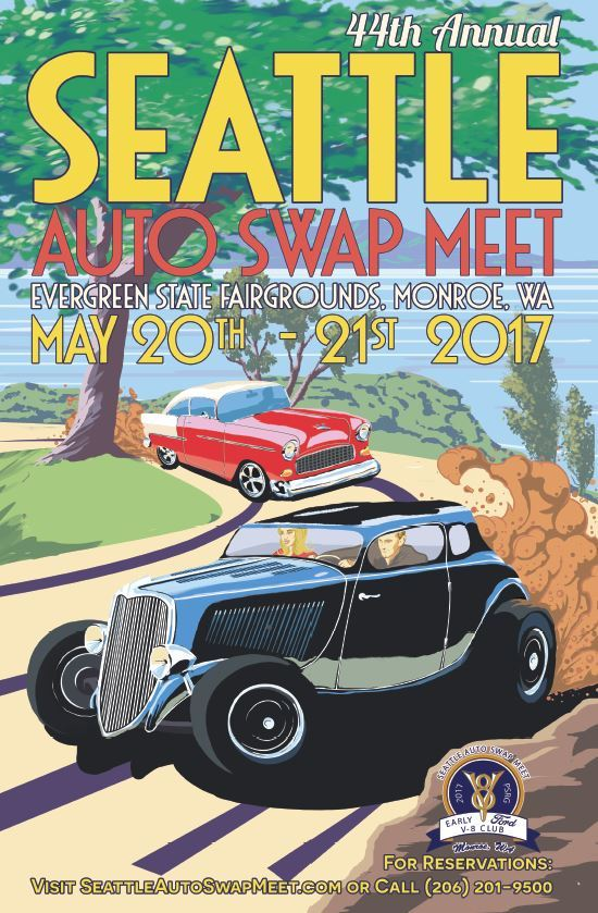 2017 Seattle Auto Swap Meet