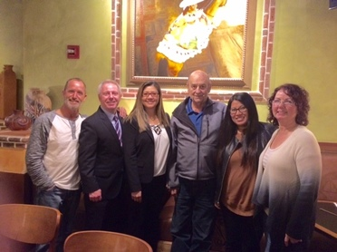 Meeting with Mountlake Terrace Business Association