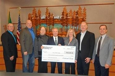 Snohomish County Grants $100K for Mill Creek Sports Park Refurbishment