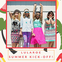 Lularoe Summer Kickoff at the Evergreen State Fairgrounds