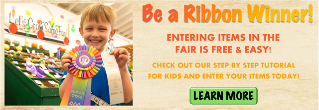Be A Ribbon Winner