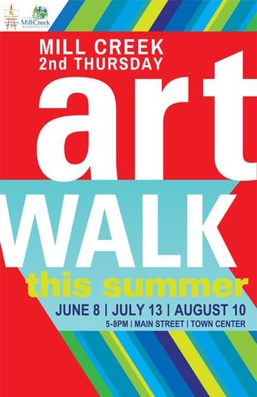 Mill Creek Art Walk
